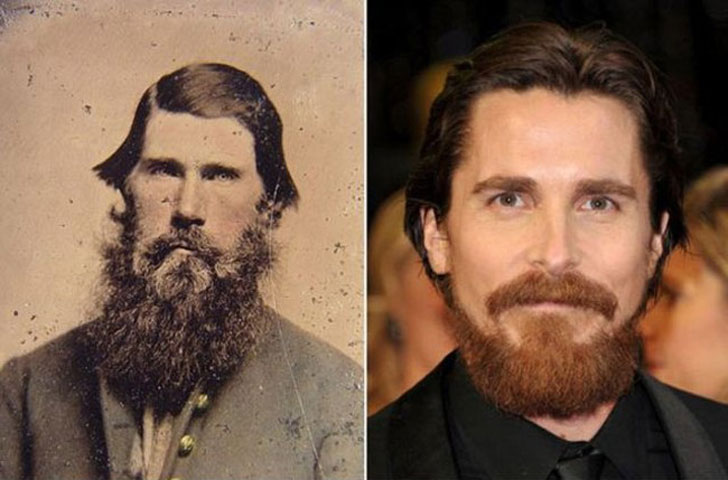 Christian Bale lookalike