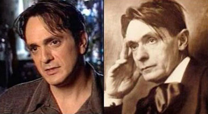 Hank Azaria and Rudolf Steiner
