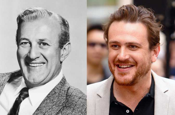 Jason Segel and Lee J. Cobb