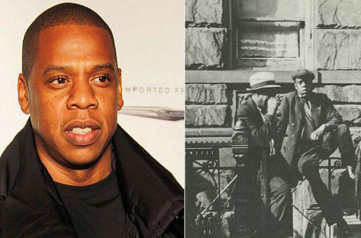 Jay-Z lookalike