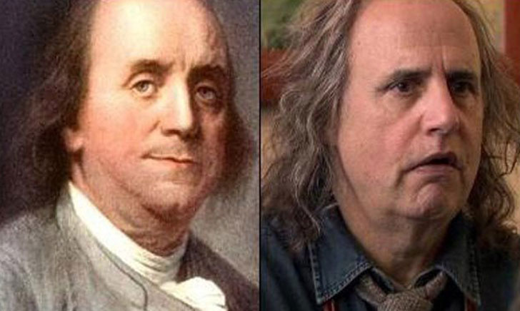 Jeffrey Tambor Benjamin Franklin