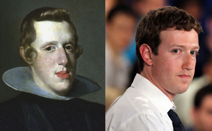 Mark Zuckerberg lookalike