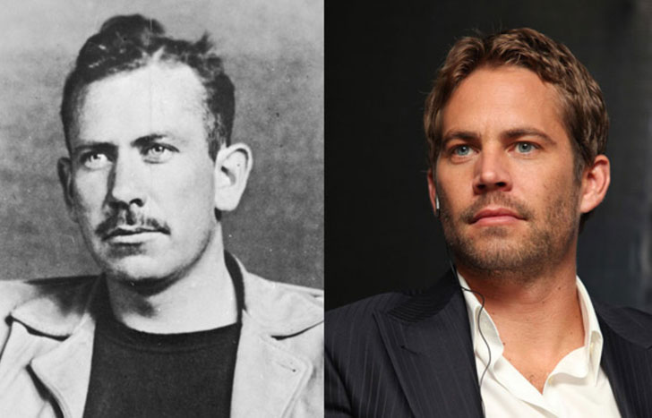 Paul Walker and John Steinbeck