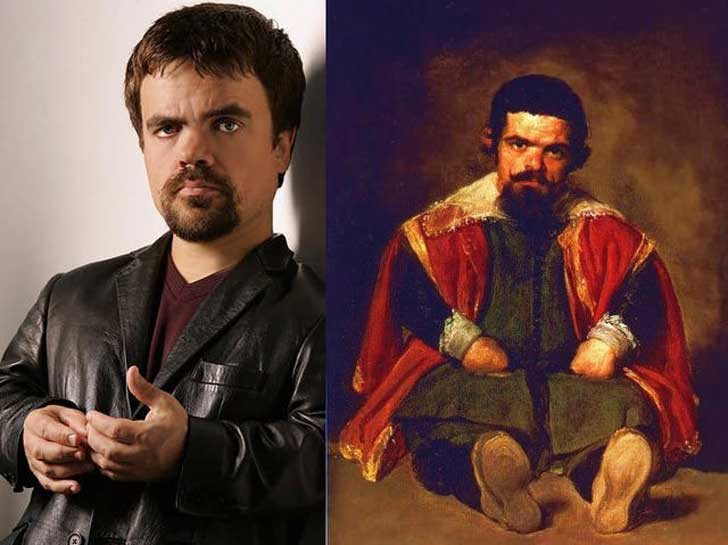 Peter Dinklage lookalike
